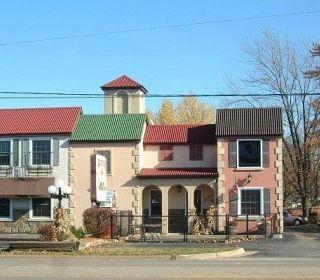 Weezer's Remodel - building façade